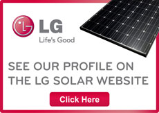 LG Solar panel dealer in Southern Tasmania - Whitney Electrical Electrician Hobart